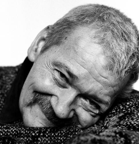 Zdjęcie portretowe Stanisława Dróżdża