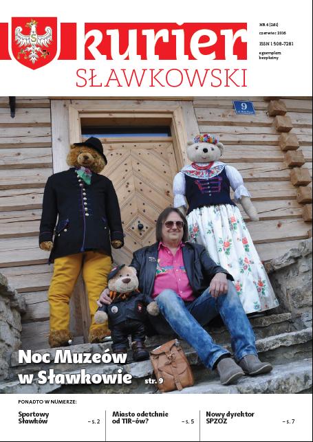 Kurier Sławkowski nr 04/2016